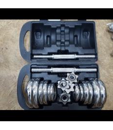 гантели метал 20 кг